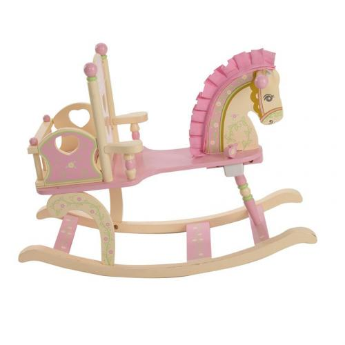 Rock A My Baby Kiddie Ups Rocking Horse by Levels of Discovery Thumbnail