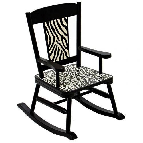 Wild Side Rocking Chair by Levels of Discovery Thumbnail