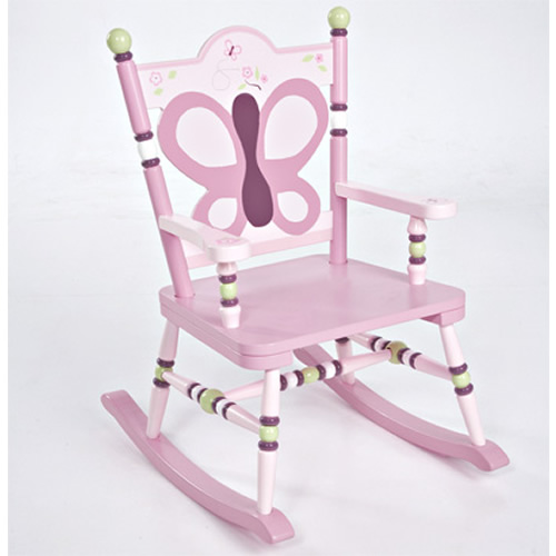 Sugar Plum Toddler Rocking Chair by Levels of Discovery