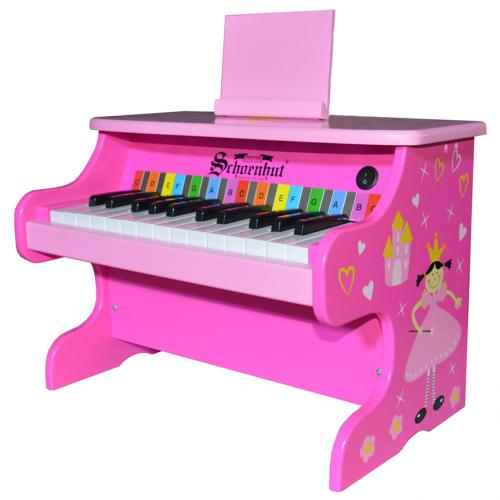 Princess Electronic Piano Thumbnail