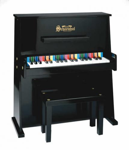 Day Care Durable Kids Piano, Black