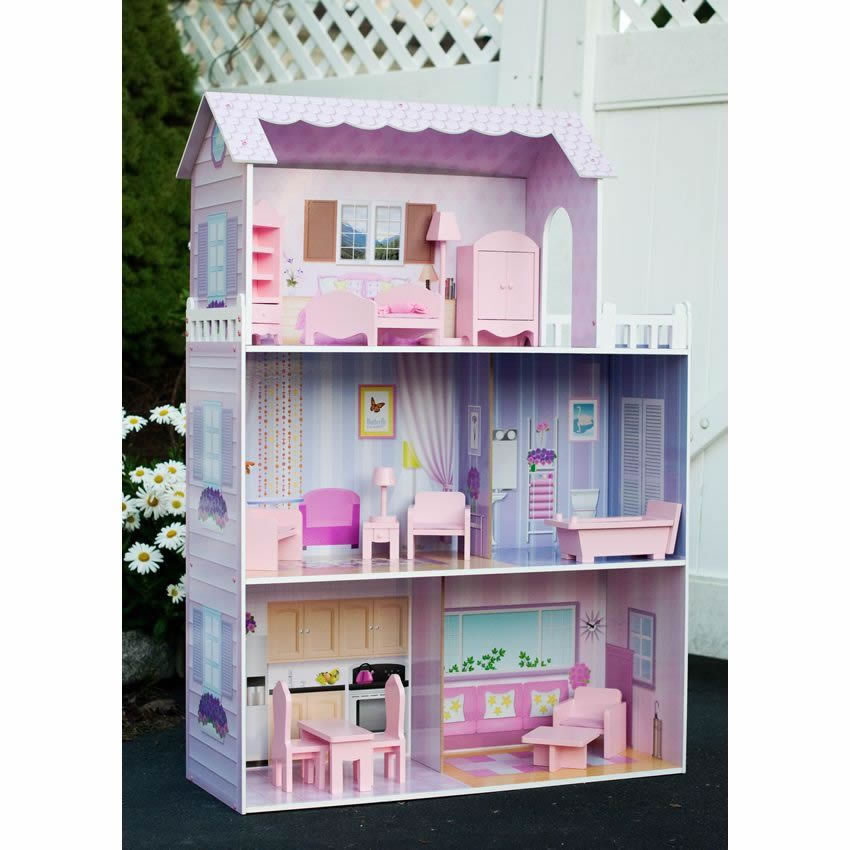 Doll House Fancy Mansion Thumbnail 4