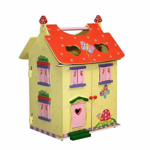 Magic Garden Hand Carry Doll House Thumbnail
