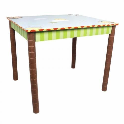 Jolly jungle toy box for Table td width