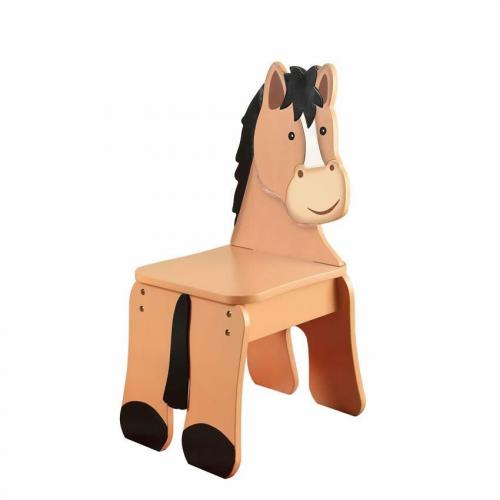 Happy Farm Chair - Horse Thumbnail