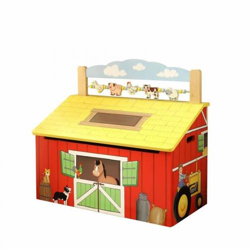 Happy Farm Toy Chest Thumbnail
