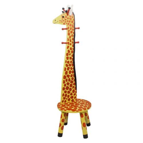 Giraffe Chair and Clothes Stand Thumbnail