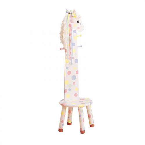 Horse Chair and Clothes Stand Thumbnail