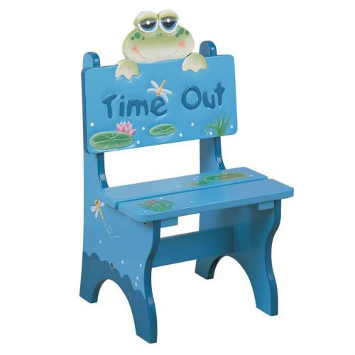 Freddy Frog Time Out Chair Thumbnail
