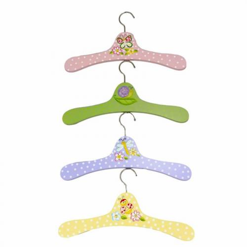 Magic Garden Set of 4 Hangers Thumbnail