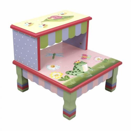 Enchanted Garden Collection Book Shelf