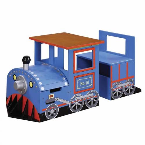 Train Table & Toy Chest Thumbnail