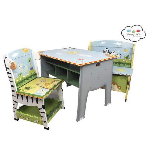 Jolly jungle chair for Table td width