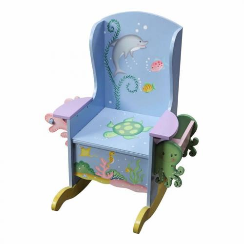 Ocean Floor Potty Chair