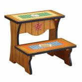 Kids Sports Fan Step Stool