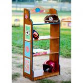 Kids Sports Fan Bookshelf