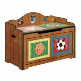 Kids Sports Fan Toy Chest