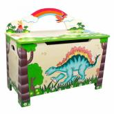 Dinosaur Kingdom Toy Chest