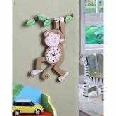Jolly Jungle Wall Clock