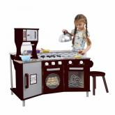 Play Kitchen - My Little Chef Deluxe Faux-Granite