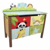 Jolly Jungle Toy Box
