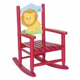 Safari Rocking Chair -Lion