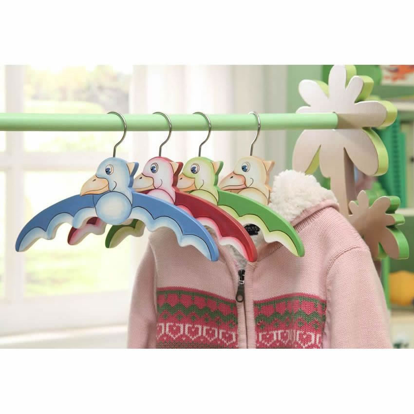 Dinosaur Kingdom Valet Rack w/Set of 4 Hangers Thumbnail 9