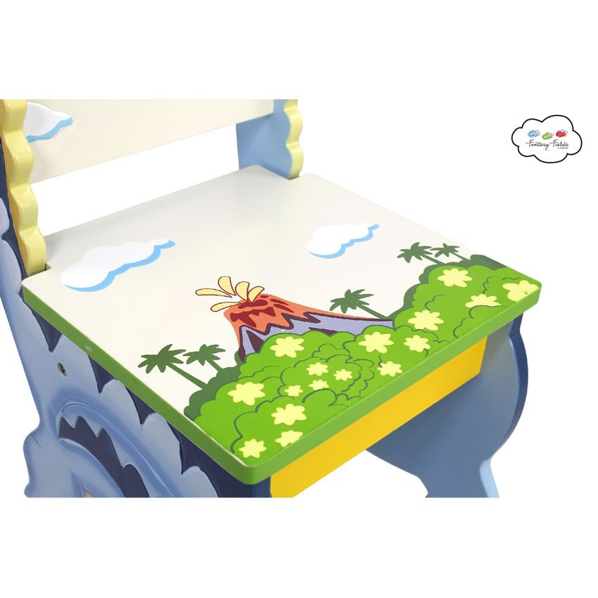 Dinosaur Kingdom Table & Set of 2 Chairs Thumbnail 6