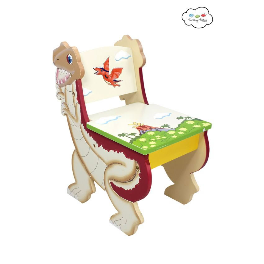 Dinosaur Kingdom Table & Set of 2 Chairs Thumbnail 7