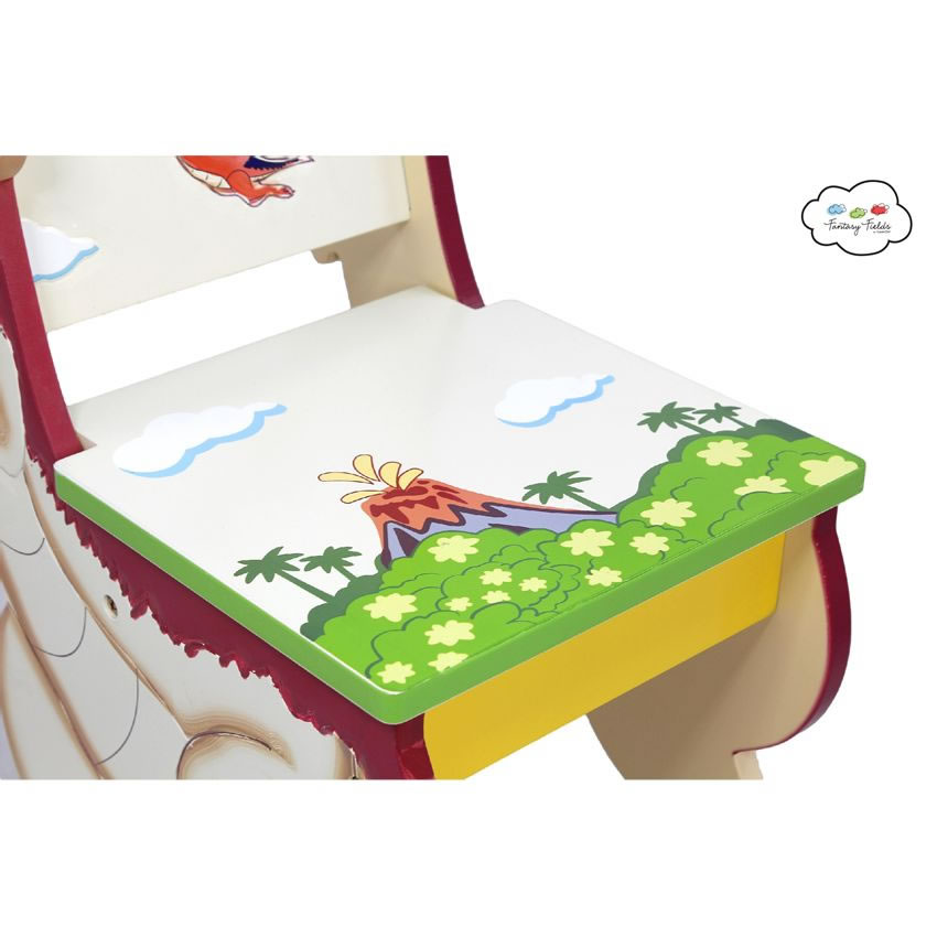 Dinosaur Kingdom Table & Set of 2 Chairs Thumbnail 8