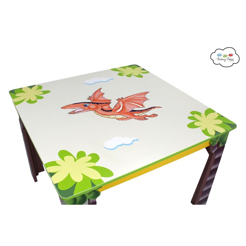 Dinosaur Kingdom Table & Set of 2 Chairs Thumbnail 14