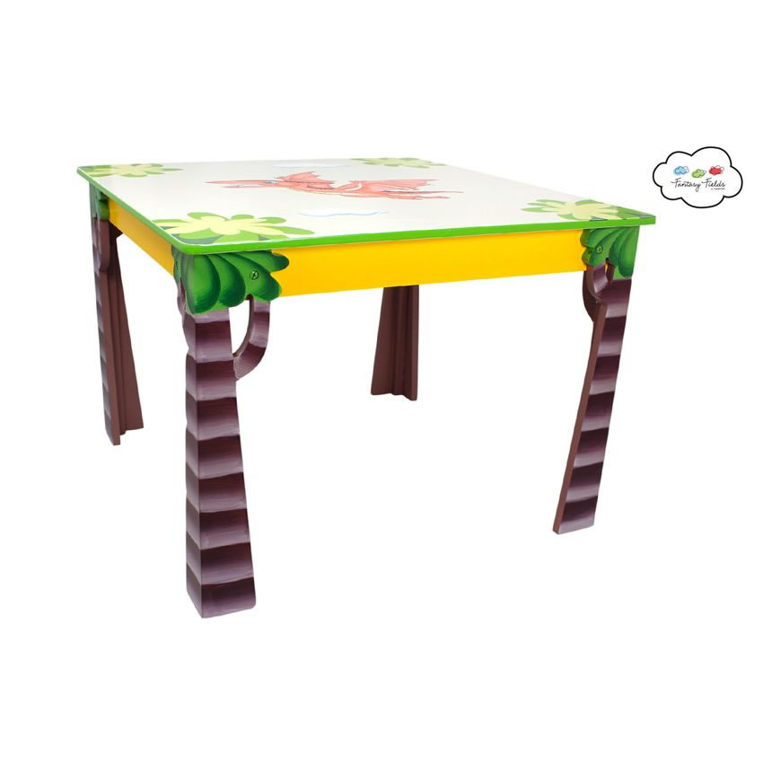 Dinosaur Kingdom Table & Set of 2 Chairs Thumbnail 15