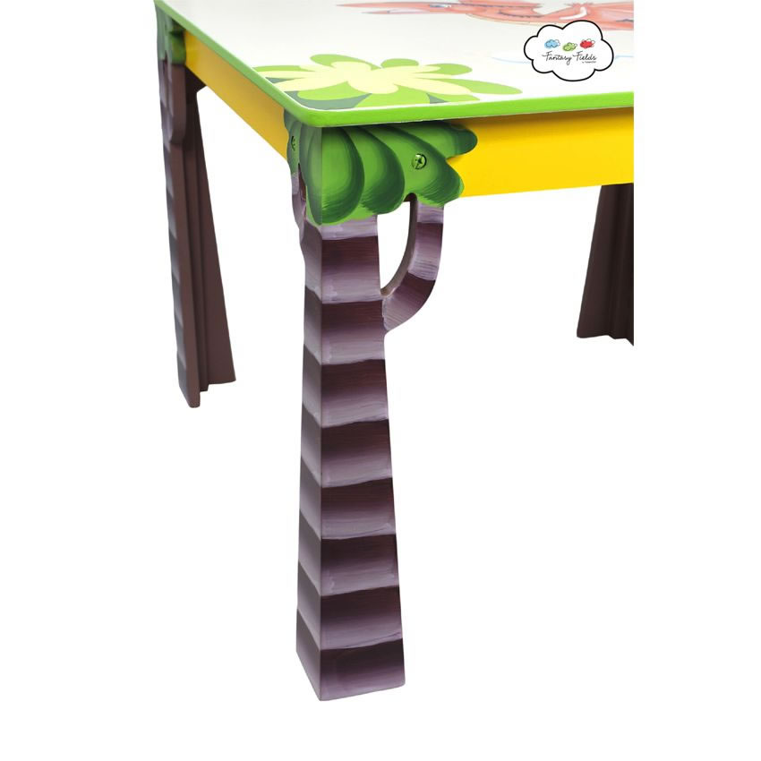 Dinosaur Kingdom Table & Set of 2 Chairs Thumbnail 16