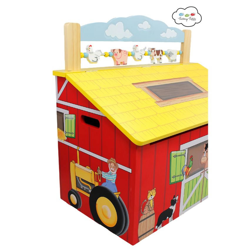 Happy Farm Toy Chest Thumbnail 5