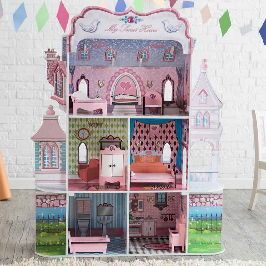 Doll House - My Sweet Home Thumbnail 1