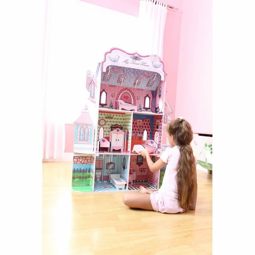 Doll House - My Sweet Home Thumbnail 4