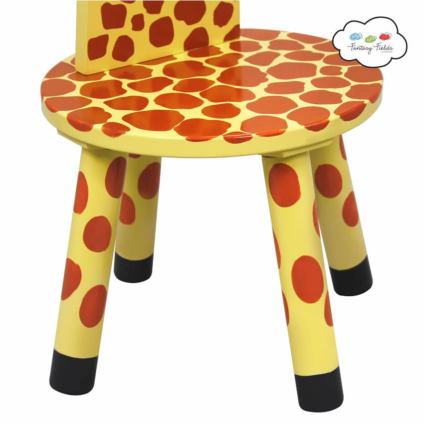 Giraffe Chair and Clothes Stand Thumbnail 2