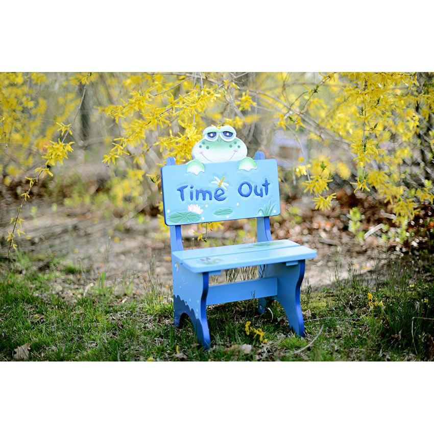 Freddy Frog Time Out Chair Thumbnail 3