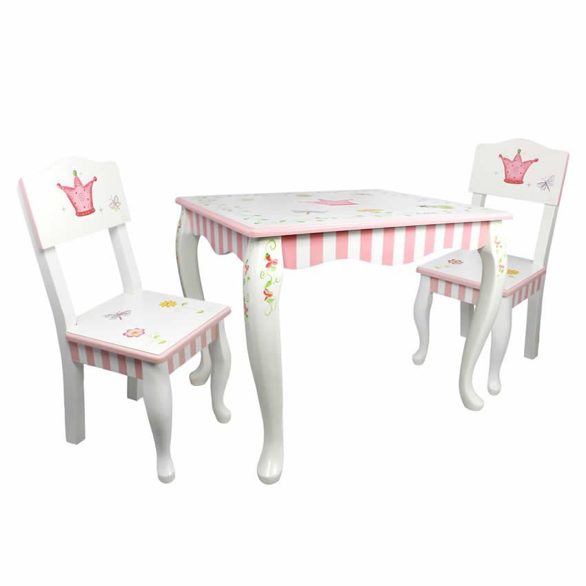 sc 1 st  Sweet Retreat Kids & Princess u0026 the Frog Table and Chair Set