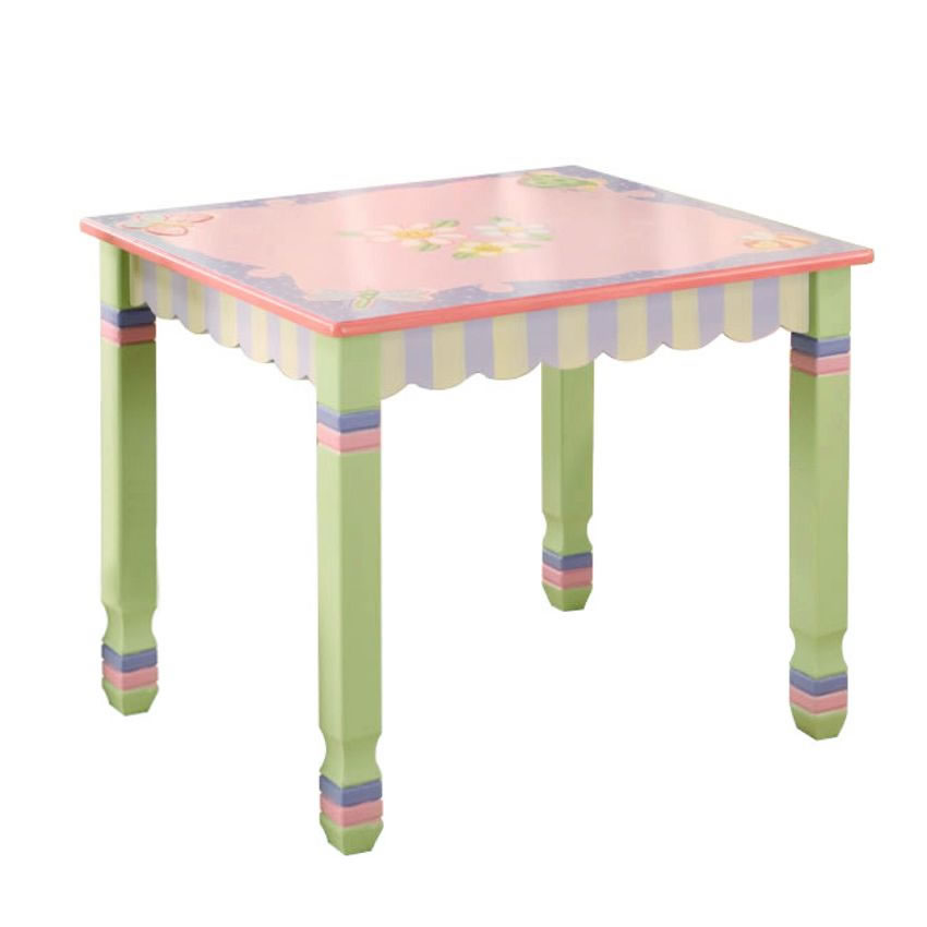 Enchanted Garden Table and Chair Set Thumbnail 2