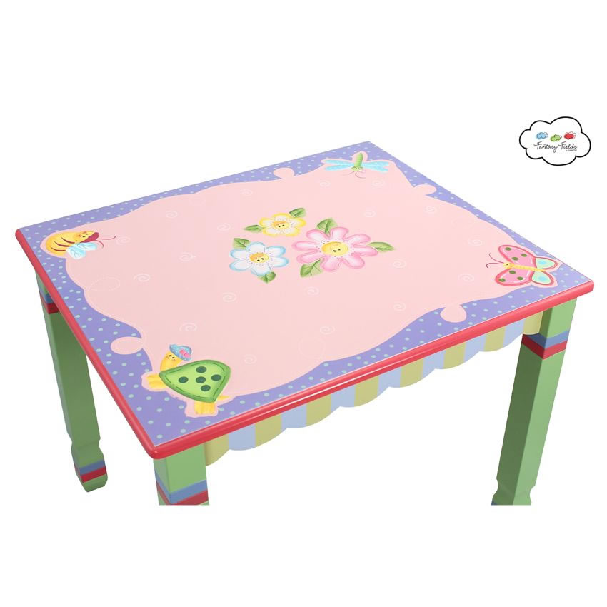 Enchanted Garden Table and Chair Set Thumbnail 3