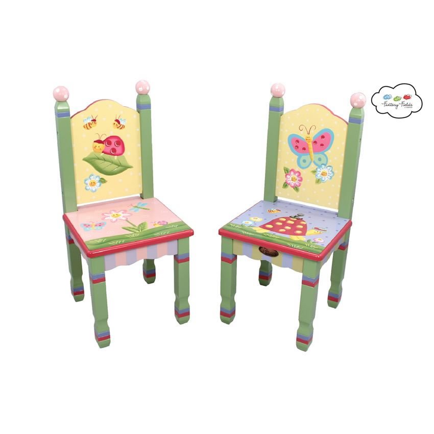 Enchanted Garden Table and Chair Set Thumbnail 7