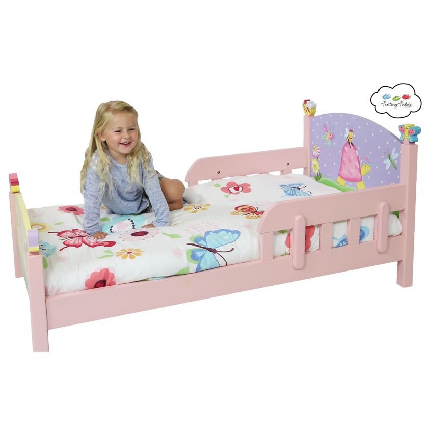 Garden Toddler Bed : Magic garden toddler bed
