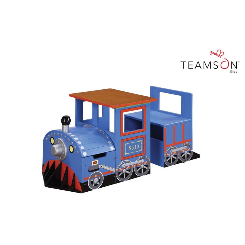 Train Table & Toy Chest Thumbnail 2