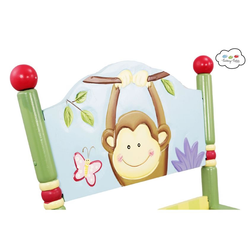 Jolly Jungle Rocking Chair Thumbnail 2