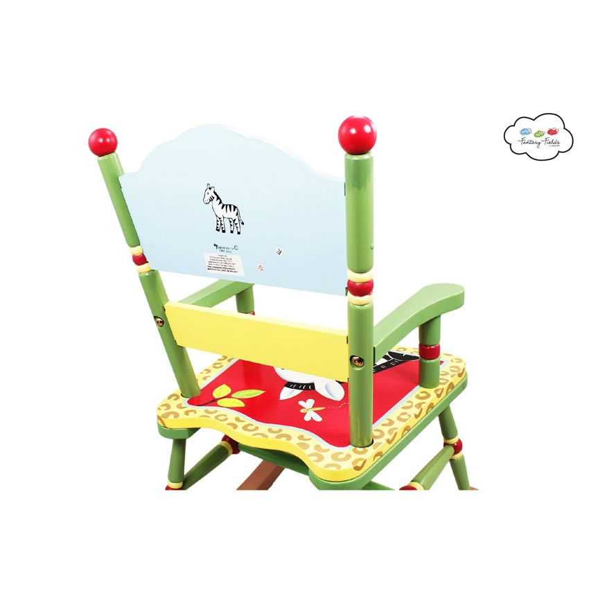Jolly Jungle Rocking Chair Thumbnail 3