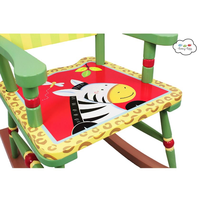 Jolly Jungle Rocking Chair Thumbnail 4