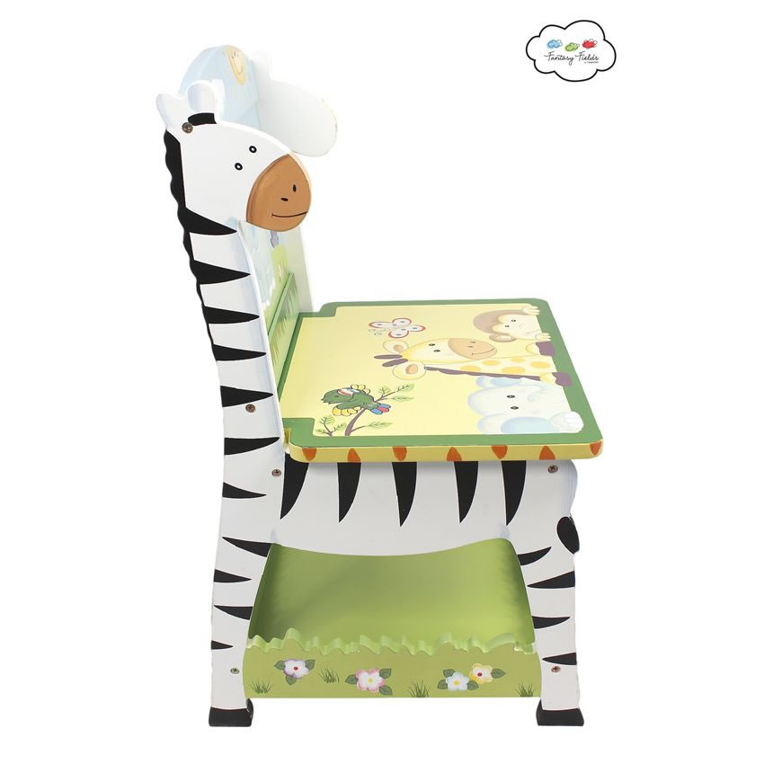 Jolly jungle table bench chair set for Table design jungle