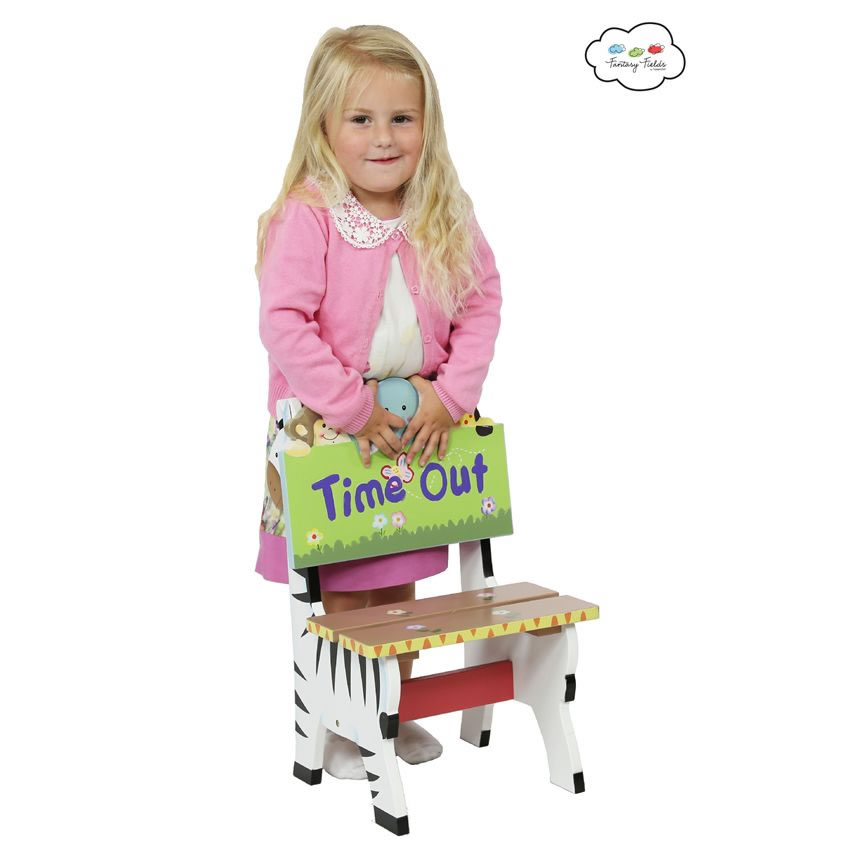 Jolly Jungle Time Out Chair Thumbnail 5
