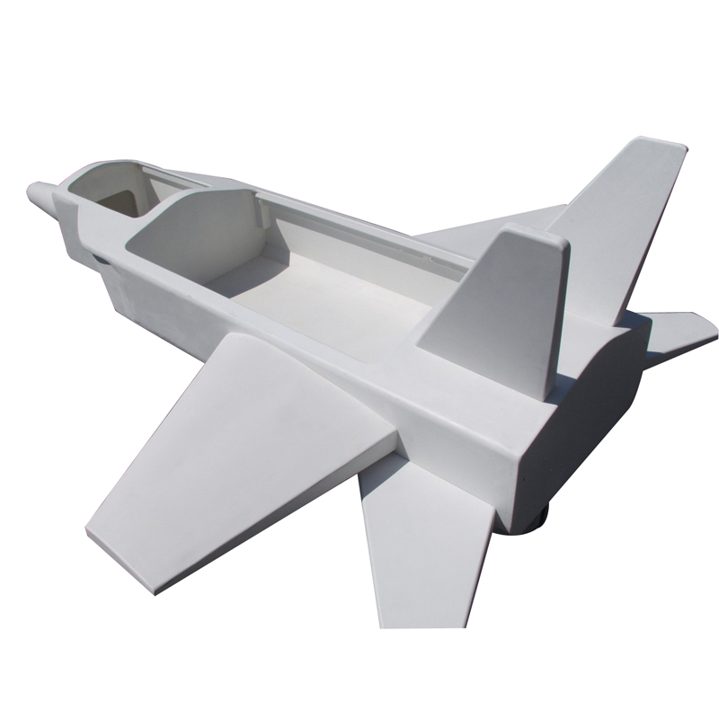 Fighter Jet Kids' Bed Thumbnail 2